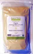 Ashwagandha Root Powder, organic, Withania somnifera