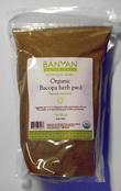Bacopa Herb Powder - Certified Organic