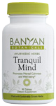 Tranquil Mind, Ayurvedic Herbal Formula for Restlessness