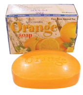 Nag Champa Orange Soap